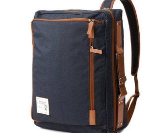 Mega Function Backpack (Black)