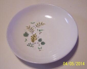 Duragloss Leaf Swirl Vegetable Bowl
