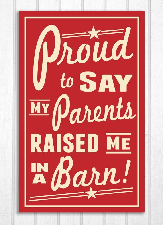 how my parents raised me 14 signs you were raised by strict parents  you were definitely raised by strict parents: 1 it's their way or the highway  if my parents are going to keep.