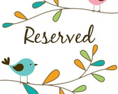Reserved for Ali! From Little Things 8 x 10 Art Print
