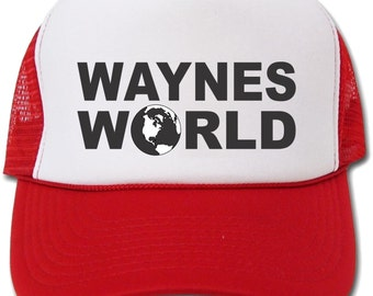 Waynes World hat / cap