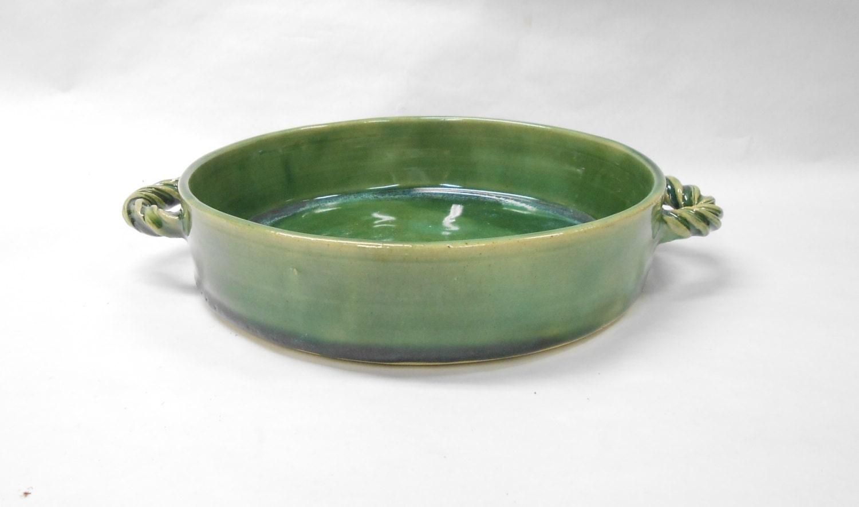 Brie Baker Pottery Casserole Dish Ceramic By Potterybysaleek
