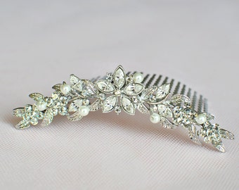 Wedding hair comb, wedding hair comb, bridal hair accessories, wedding hair