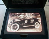 Vintage Texaco Collectable Postcards Set, Pictures from the 1900's