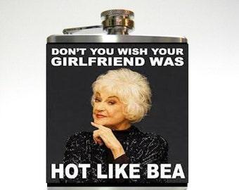 Flask : Hot Like Bea