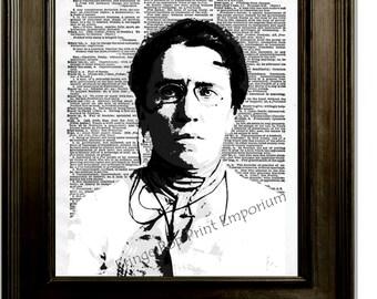 Emma Goldman Art Print 8 x 10 Dictionary Page - Pop Art Anarchist Revolutionary - Anarchism - Feminist