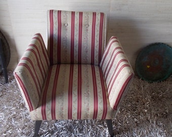 Mid Century Dunbar Style Modern Arm chair Free Shipping