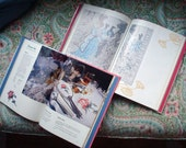 Two Vintage Cross-Stitch Books - Alma Lynne's Cross-Stitch For Special Occasions AND Vanessa-Ann's Victorian Cross-Stitch