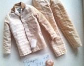 781 Sleeper Set Ken/Alan outfit by Mattel vintage 1961/3 original Barbie accessories