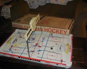 Hockey Game, Rare Bobby Hull  Canadian Hockey Game , Sears Game 1963, Hockey Game, Electronic Hockey Game, Vintage Hockey Game,