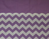 Chevron - Reversible personalized book sling