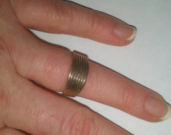 925 Sterling Silver Design Ring