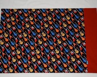 ELECTRIC GUITARS Pillowcase Kit