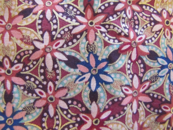 Asian Style Fabric 17