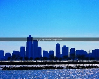 "Chicago ""Chicago Skyline"" Fine Art Photograph"