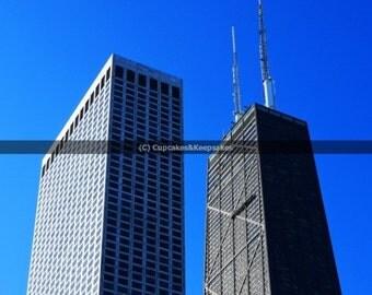 """Chicago """"Skyscrapers"""" Fine Art Photograph"""