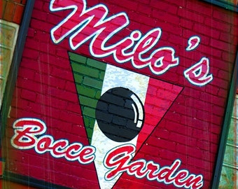 St. Louis Coaster Collection: Milo's