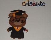 Teddy Bear Graduate