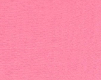 SALE--BUBBLE GUM solid--Cotton Couture by Michael Miller--price is per yard