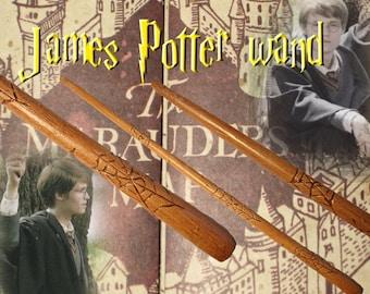James Potter magic Wand superior Harry Potter