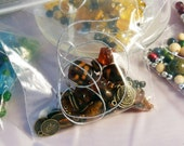 Beading Kits - Make-Your-Own Bracelet, Do-it-yourself, Party Favors, Stocking Stuffer