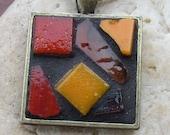 Autumn Candy Pendant Necklace Item# DLJ0023