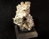 Mineral Specimen - Cerussite - Flux Mine, Santa Cruz Co., Arizona, USA  - Geology - NearEarthExploration