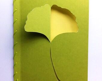 Ginkgo Leaf Cards