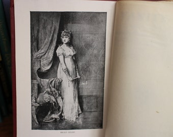 SALE!!! Vanity Fair by William Makepeace Thackeray -Vintage Book