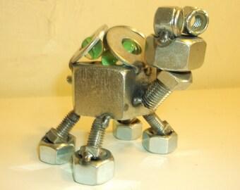 Turtle Metal Recycled Art