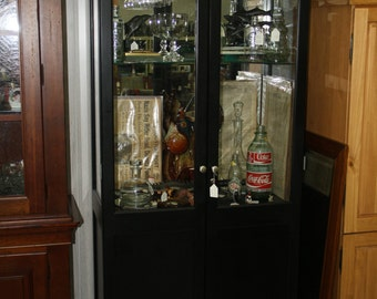 What To Store In A Large Kitchen Supply Hutch