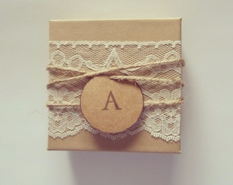 15% off for limited time - 4 Will you be my bridesmaid/Maid of Honor boxed invites