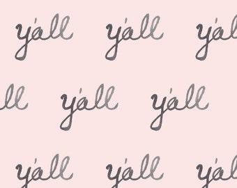 Crib Sheet in Y'all