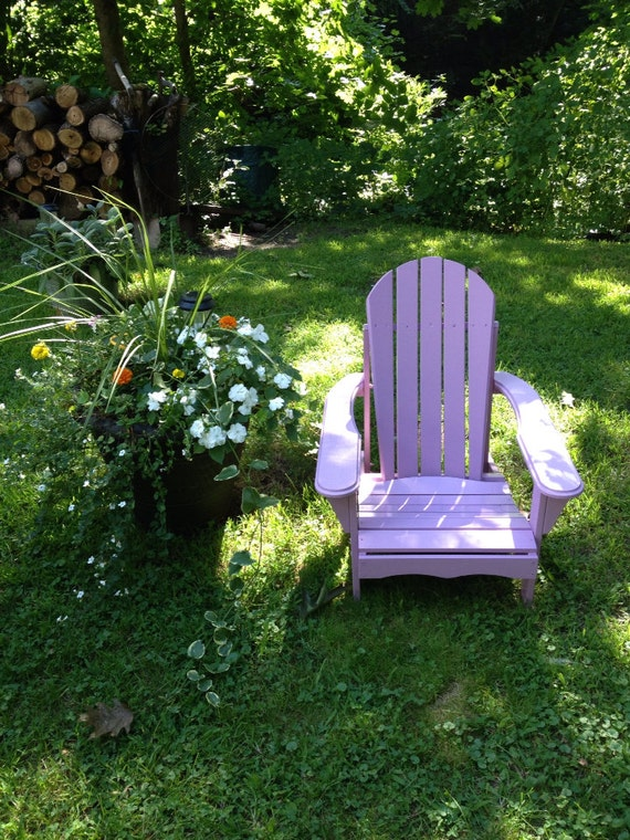 Children 39 S Adirondack Chair In Custom Colors And Designs