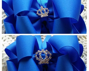 Princess Crown Hair Bow Embellishment...for Any Of Our Boutique Bows