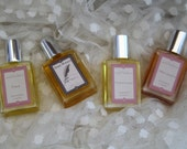 15ml - Remy Perfume Oil - Saffron, Sandalwood, Honey