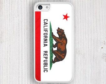 California Flag iPhone 6s case, iPhone 6 Plus case , iPhone 5s case, iPhone 5C cases, iPhone 7 plus case, iphone 7 case