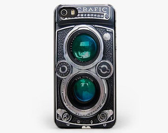 Vintage Blue Lens Camera IPHONE CASE | iPhone 6/6S | iPhone 6/6S Plus | iPhone 5/5S | iPhone 5C | iPhone 4/4S case