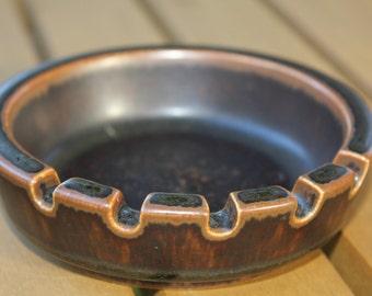 "Vintage ""Ruska"" ashtray by Arabia Finland"