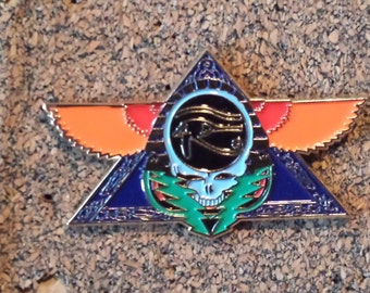 Grateful Dead Egypt '78 pin