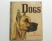 Dogs, A Little Golden Book