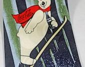 Coca Cola Polar Bear Vintage Tie