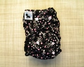 Cherry Blossom All In One (AIO) or All In Two (AI2) Cloth Diaper