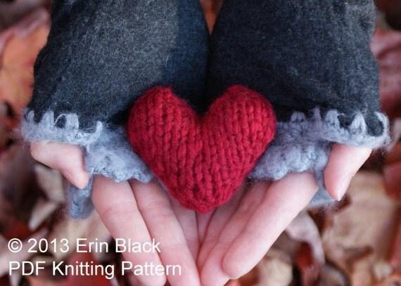 Knitting Inspirations Perth : Diy knitting pattern chunky knit woodland toy ornaments