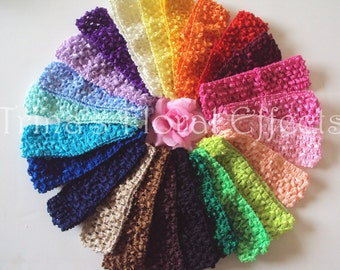 Crochet Headbands / Add On to your Order