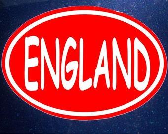 England Car Magnet World Cup Olympics Car Magnet