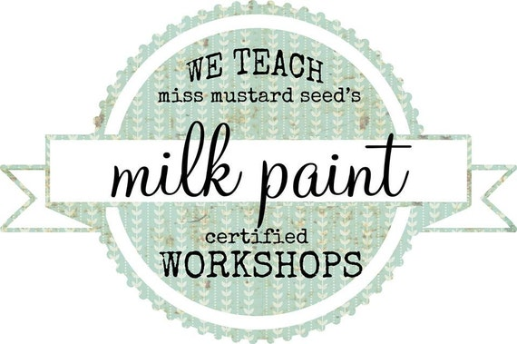 Furniture Painting Workshops - Miss Mustard Seed - How to Paint Furniture - Painting Classes for Refinishing Furniture with Furniture Paint
