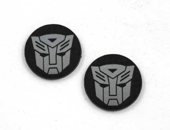 Laser Cut Supplies-8 Pieces .15 mm Wide Transformer discs. Made of Acrylic. Perfect for Brooches, Craft Supplies