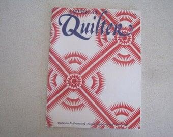 American Quilter Magazine Winter 1991, Vol. VII, No. 4