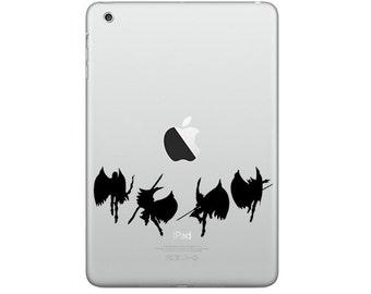 Apple iPad / iPad mini / Decal sticker - Legend of Dragoon